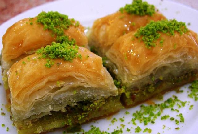 Turk Paxlavasi Resept